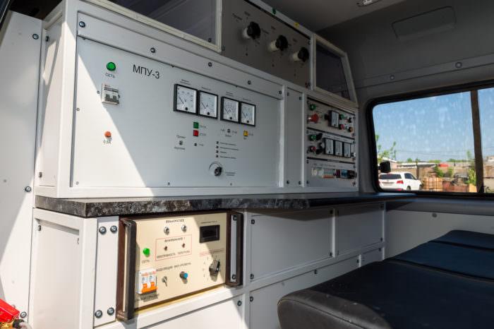 Электротехническая лаборатория ЭТЛ 10 Русконтроль