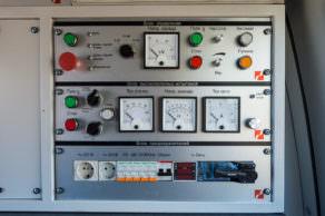 Мобильная электролаборатория ЭТЛ 10