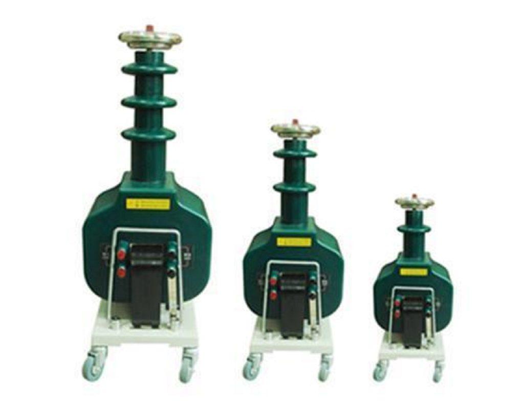 Высоковольтный испытательный трансформатор с литой изоляцией ТВЛ