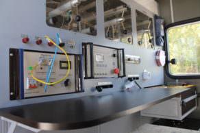 Комплексная электротехническая лаборатория