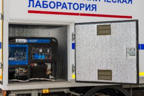 Передвижная ЭТЛ 35К электротехническая лаборатория комплексная