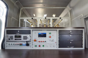 Передвижная цифровая электролаборатория ULTRA 100 на базе Газель NEXT