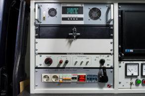 Передвижная высоковольтная лаборатория ULTRA
