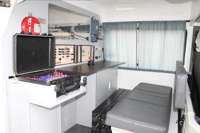 Передвижная электротехническая лаборатория трансформаторная