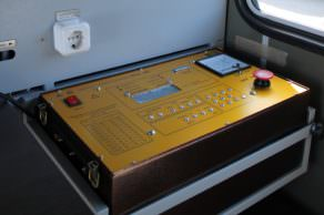 Электротехническая лаборатория на базе ГАЗ 3308