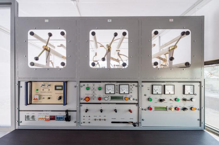 Электротехническая лаборатория этл 35к